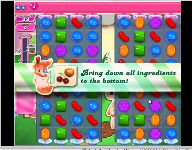 我怎么打 糖果粉碎传奇第 76 关 candy crush saga level 76