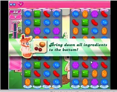 糖果粉碎传奇第76关 Candy Crush Saga Level 76