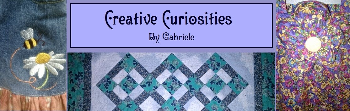 Creative Curiosities By Gabriele