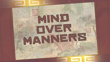 Cover, resensi film, film review, Kung Fu Panda : Legend of Awesomeness S03E04 - Mind Over Manners, pic