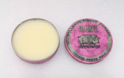 Detail Reuzel Pink - Strong Oilbased Pomade