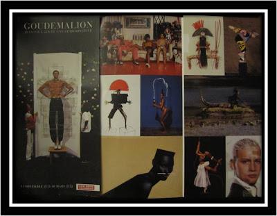 Expo Jean Paul Goude Goudemalion Arts Déco Paris photo 2012