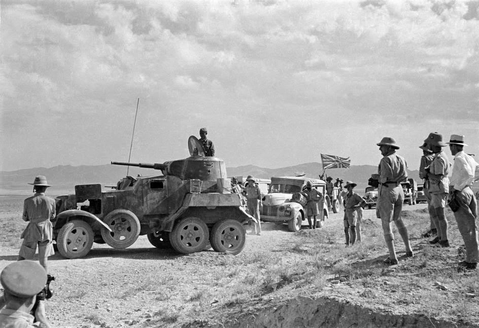 Resultado de imagen de 10th indian division iran