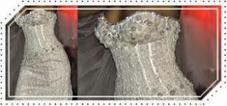 Baju Pengantin Berlian