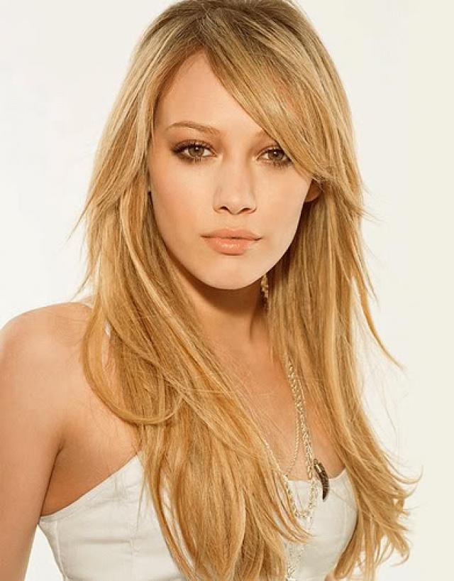 Trends Hairstyles Long Layered Haircut Styles Bangs