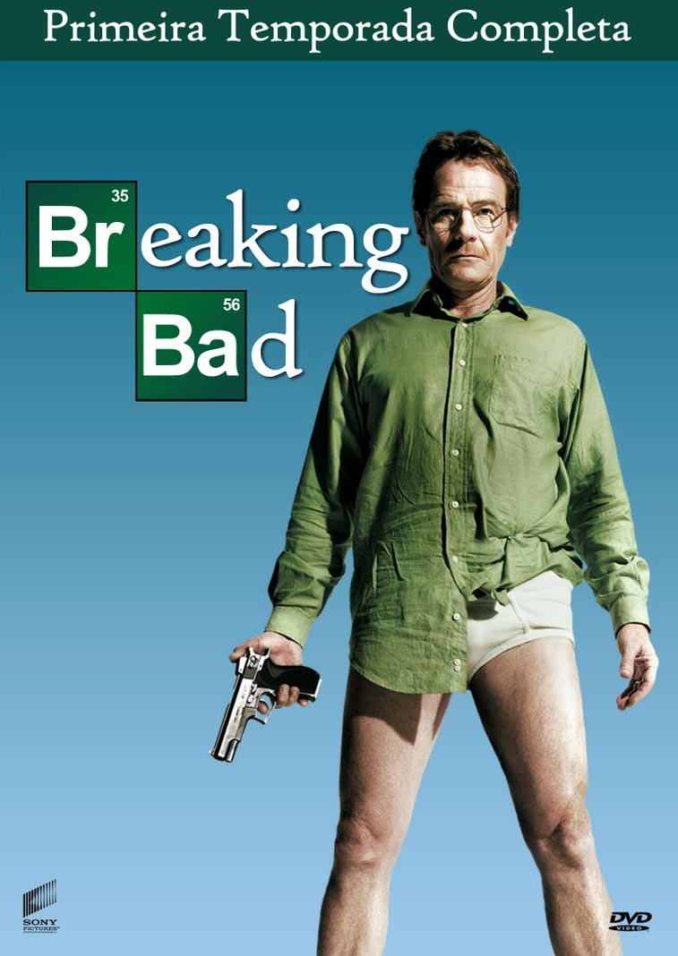 Breaking Bad 1ª Temporada Torrent - WEB-DL 4K Dual Áudio