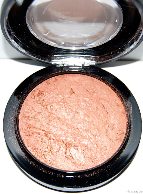 MAC Mineralize Skin Finish in Cheeky Bronze