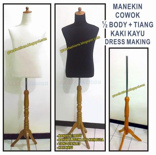 Nurani Fashion Display | Display Busana | Display Butik