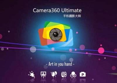 Aplikasi Android Gratis Camera360 Ultimate