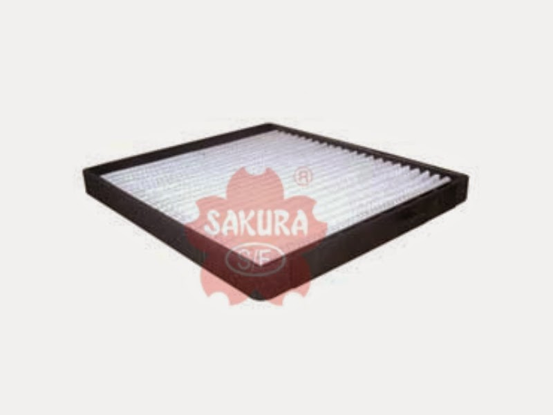 Cabin Air Filter - Filter AC Chevrolet Aveo Prime