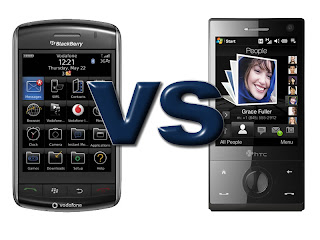 Blackberry, HTC, Mobile phone,