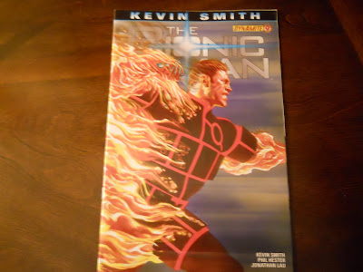 Bionic Man Kevin Smith 9