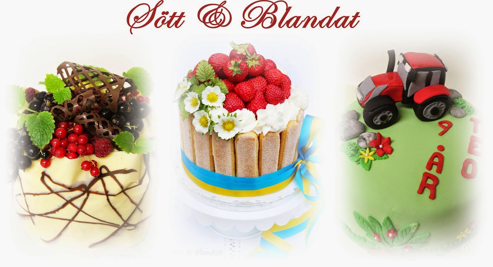 Sött & Blandat