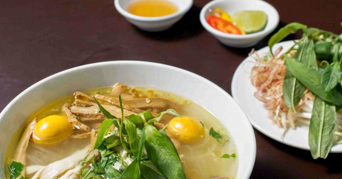Cuisine vietnamienne soupe de poulet aux vermicelles for Cuisine vietnamienne