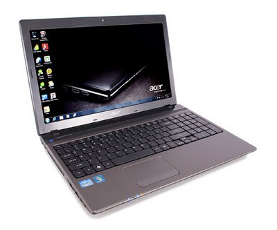 new Acer Aspire AS5750-9851