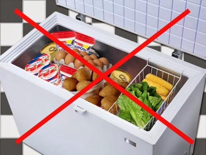 Qu alimentos se pueden o no se pueden congelar manipulando lo que comemos - Se pueden congelar las almejas crudas ...