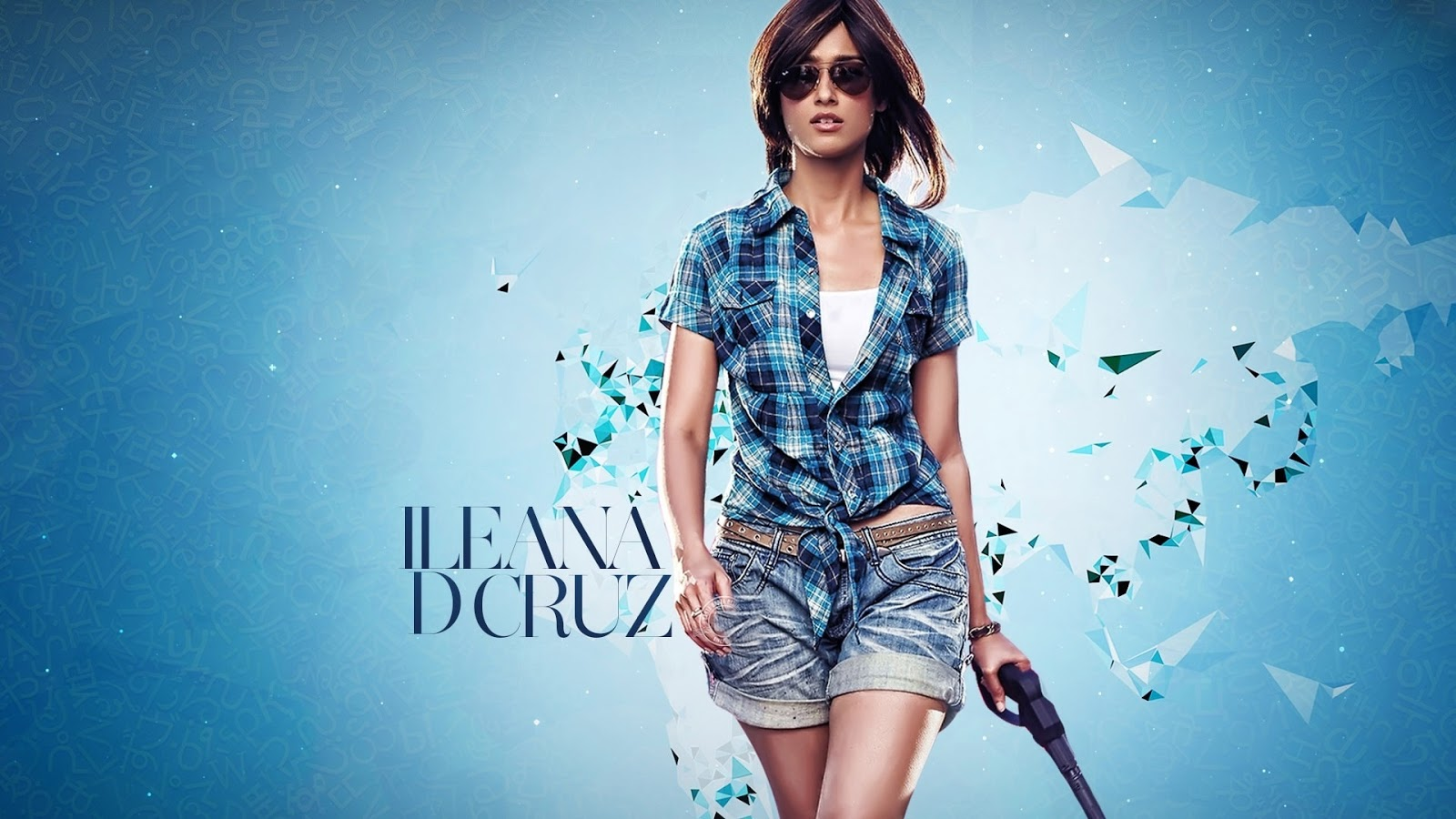 Ileana D'Cruz Hot HD Wallpaper
