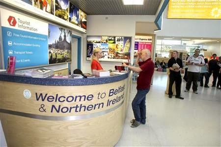 car hire at belfast city airport