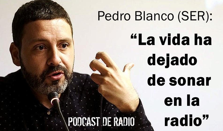 PEDRO BLANCO ANALIZA EL PERIODISMO