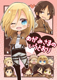 Attack On Chibi A.k.a Petit Kyojin