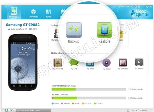 Mobogenie windows phone indir - 3