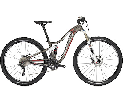2013 Trek Lush 29 SL Bike 29er MTB
