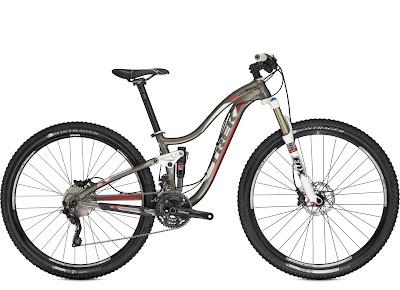 2013 Trek Lush 29 SL Bike 29er MTB