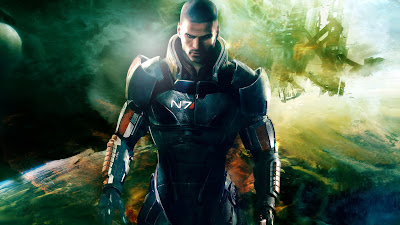 comandante shepard in mass effect 3