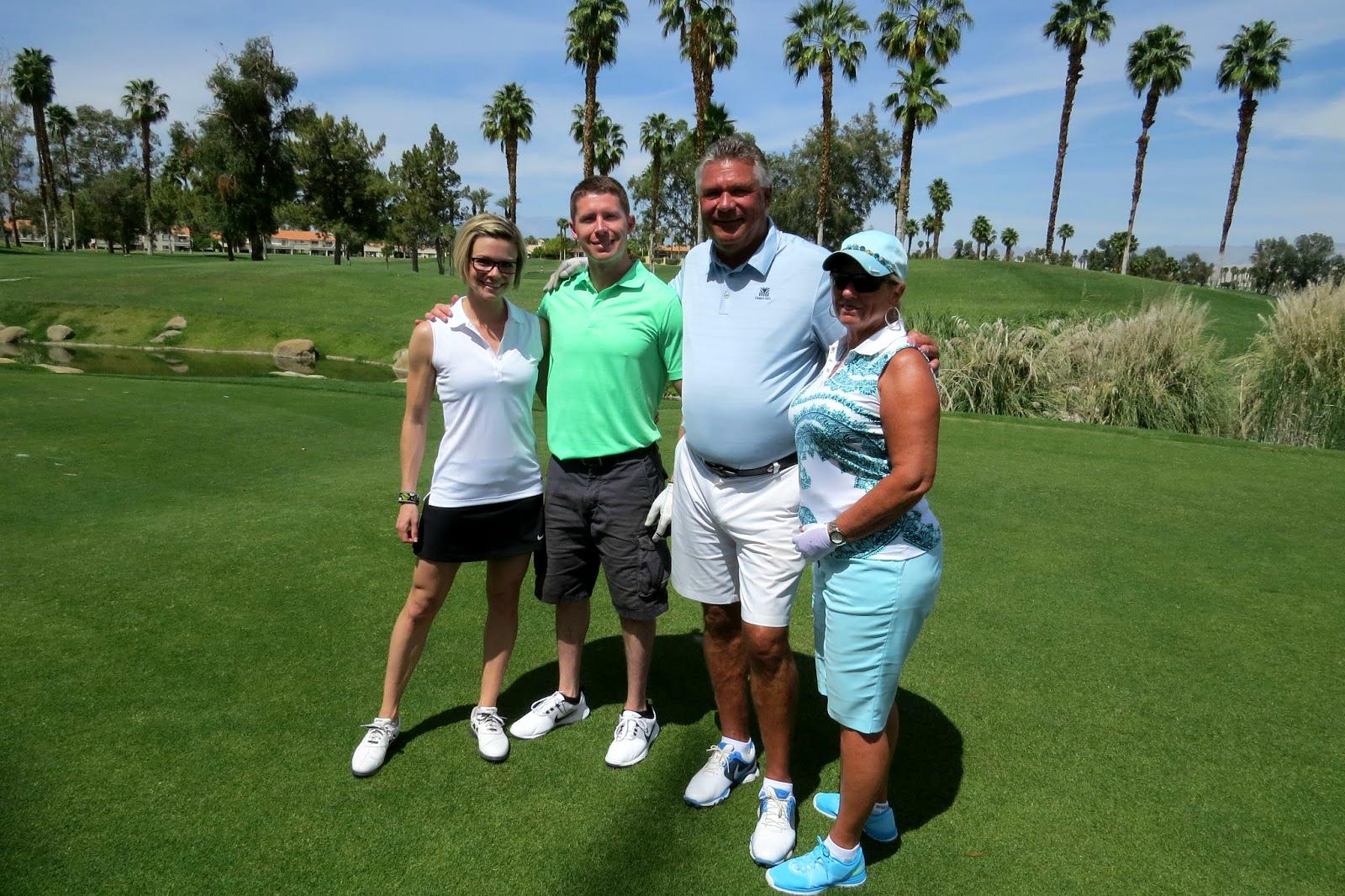 Palm Desert California, Desert Falls Country Club, Aunie Sauce Travels