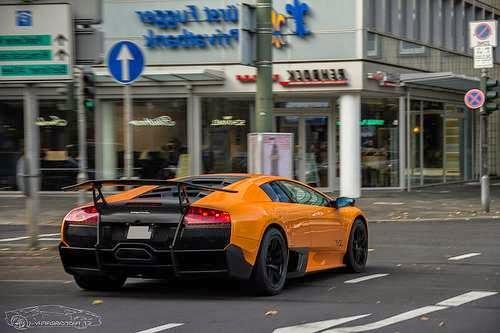 2014 Lamborghini Murcielago wallpapers