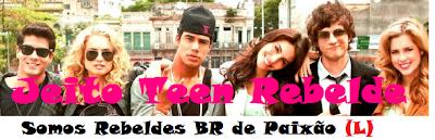Jeito Teen Rebelde - JTR