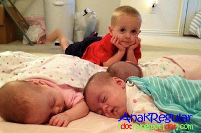Kisah Guru SD yang Melahirkan Bayi Kembar Lima