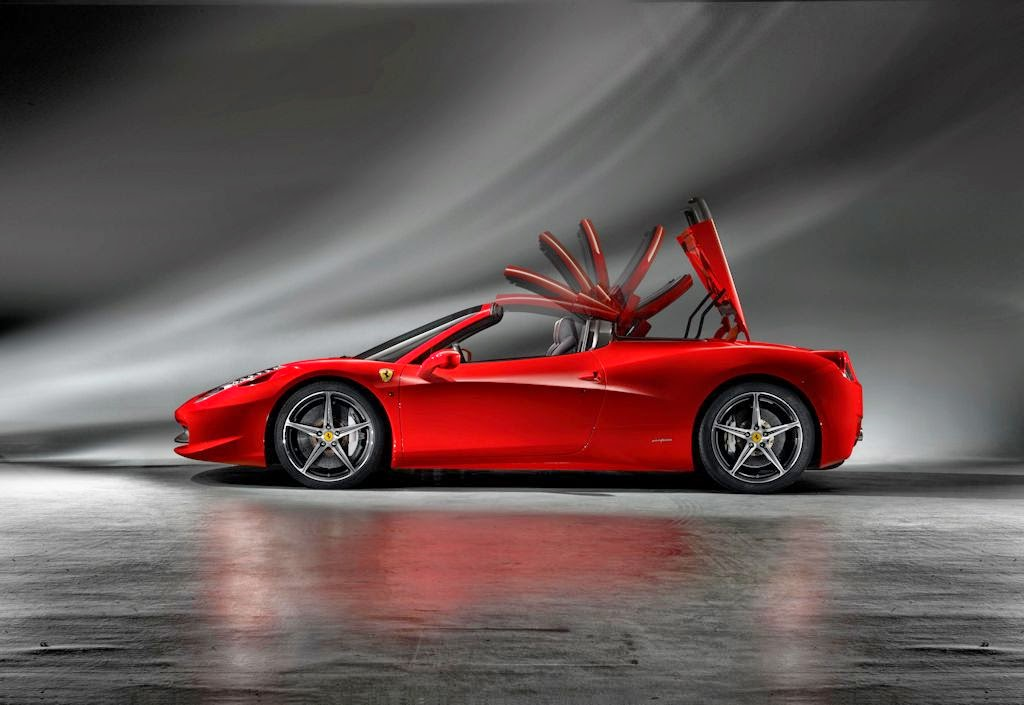 Captivating Autostrada Motore, Inc., Distributor Of Ferrari Cars In The Philippines,  Has Officially Presented To The Local Market The Ferrari 458 Spider.
