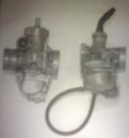 Cara Mengetahui Penomoran Pada Karburator Motor