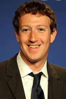 Penemu Facebook ialah Mark Elliot Zuckerberg