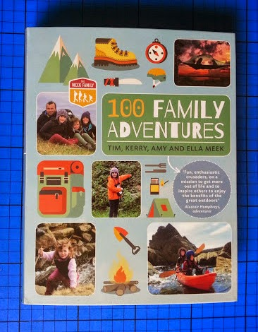 100 Family Adventures with the Meek Family - book review