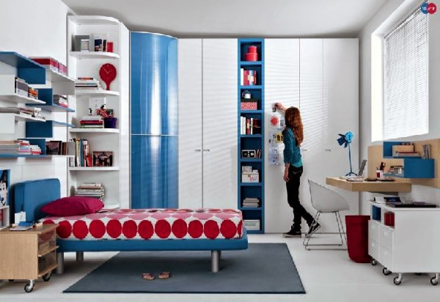 Nice Bedrooms Inspiration for Girls