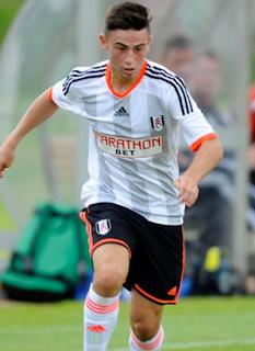 Patrick Roberts Wonderkid dari Fulham