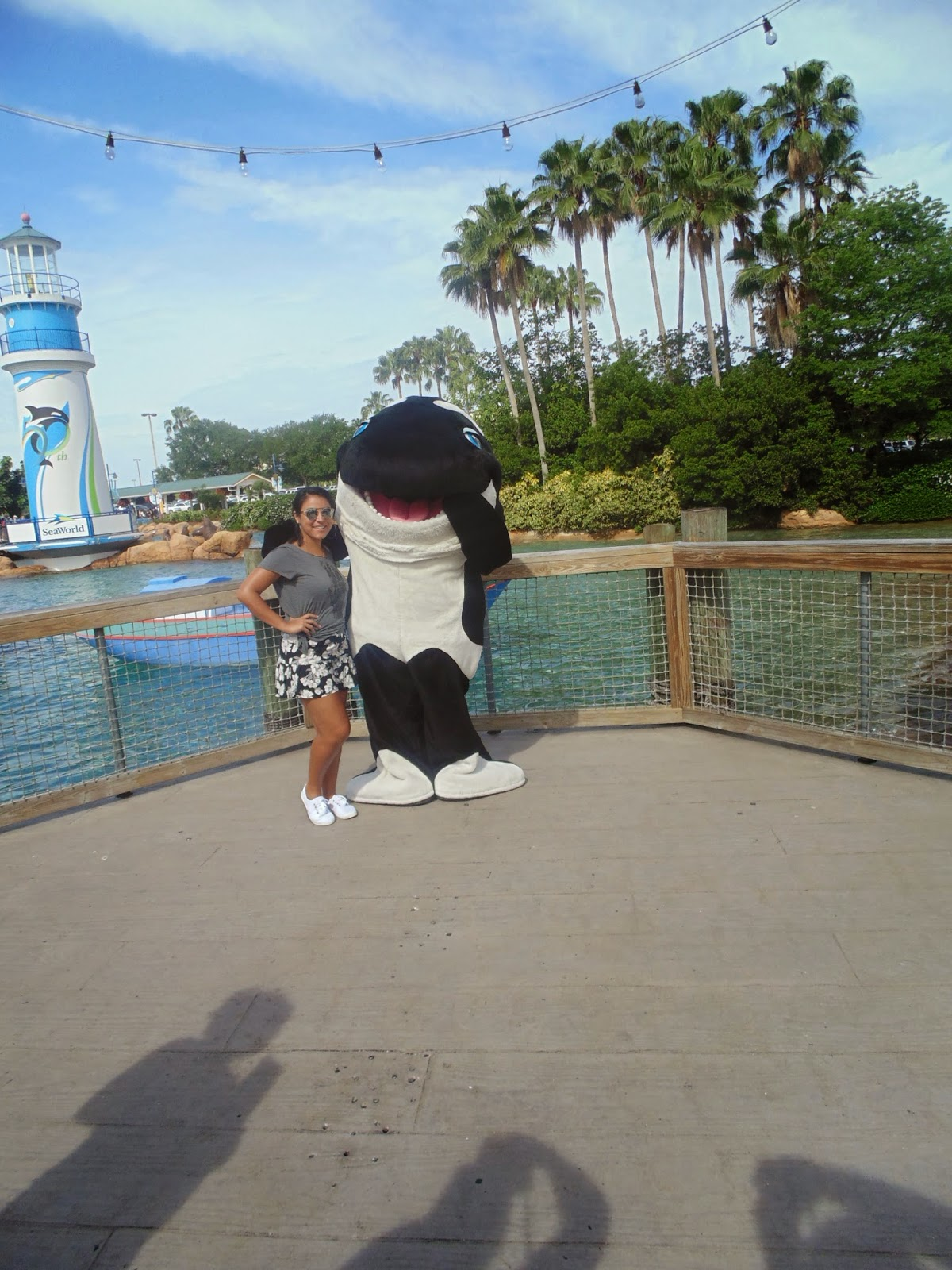 Parque Sea World Orlando Shamu