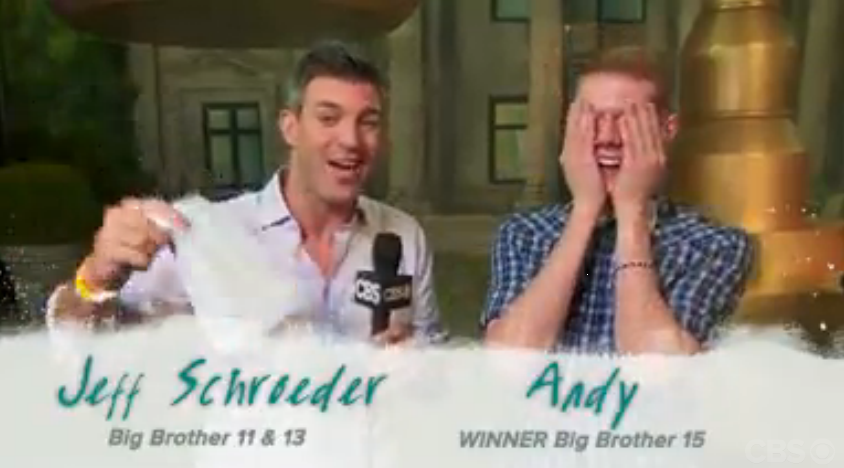 Big Brother Backyard Interview Amanda : Big Brother USA Live Feed Updates Sep 20, 2013