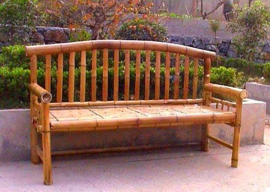 kursi bambu hiasan dinding bambu meja bambu wadah kosmetik bambu aneka ...