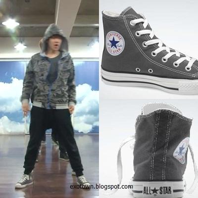 ♛EXO Land ♛: [INFO] Sepatu dan Baju yang dipakai EXO