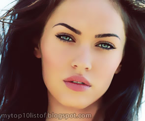 Top 10 Most Beautiful Celebrities in the World
