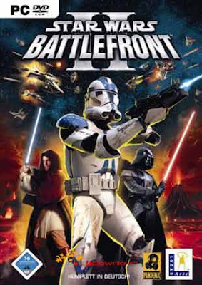 Star Wars Battlefront 2 Game