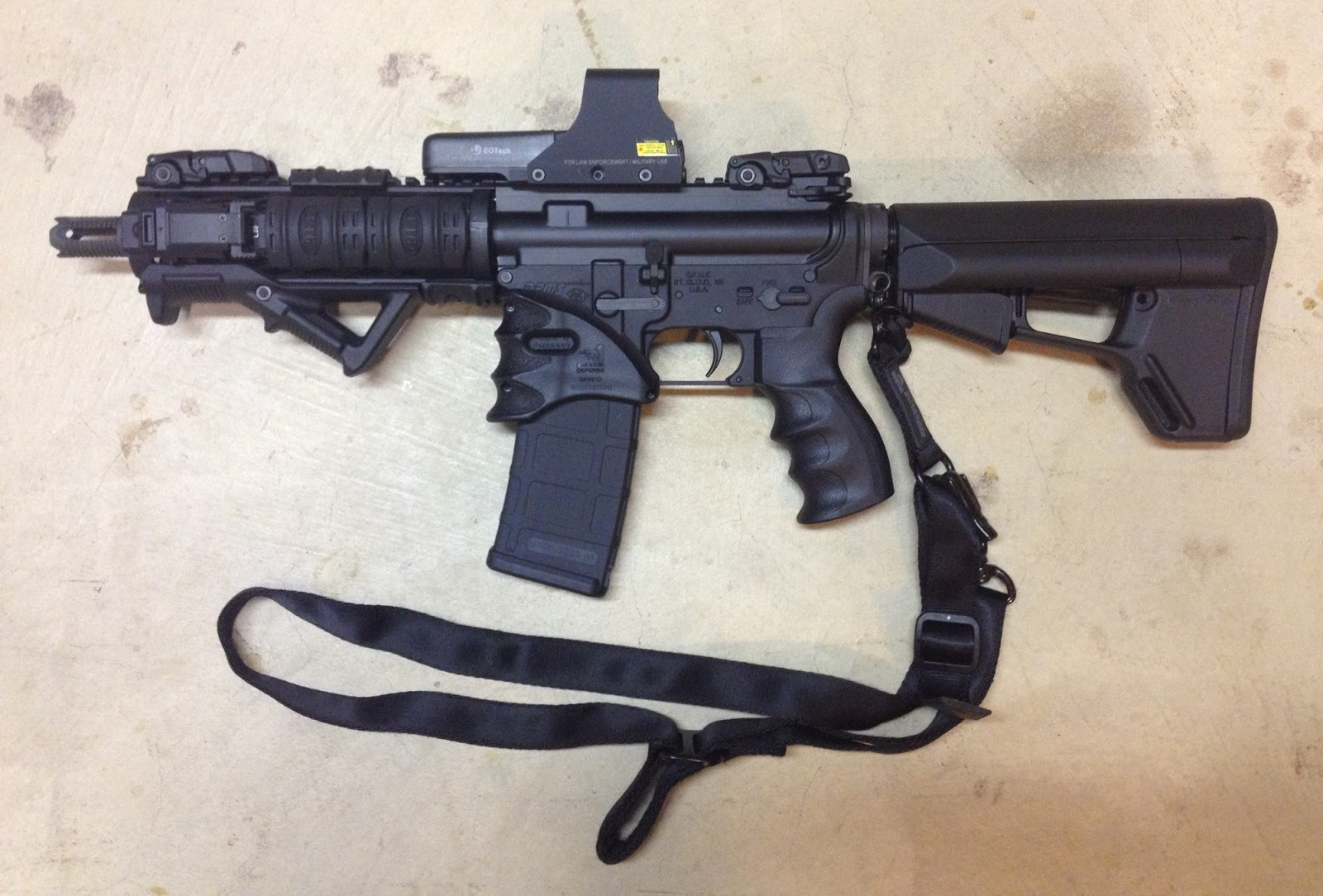 How to Build a Short-Barreled Rifle (SBR)