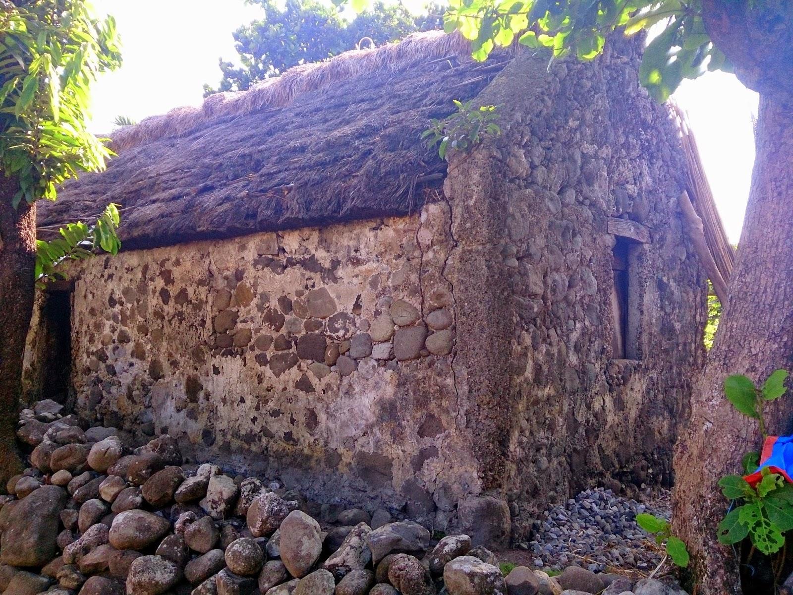 Old Houses in Savidug, Sabtang Island, Batanes