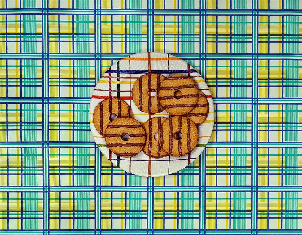 Sandy Skoglund biscoito ou bolacha