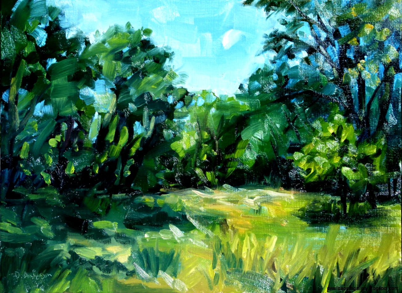 Easy Paintings Of Nature Related Keywords  Suggestions   Easy