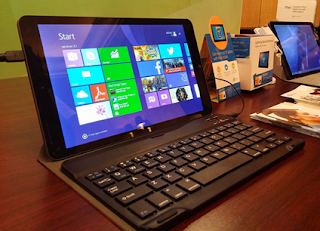 Review Advan Vanbook W100, Windows 8.1 dan Prosesor  Intel