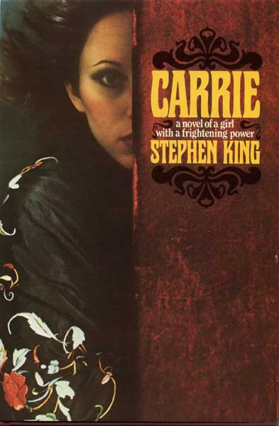 a literary analysis of carrie by stephen king Other literary forms • stephen king published more than one hundred short sto- analysis • stephen king may be known as a horror writer carrie • stephen king's first published novel, carrie.